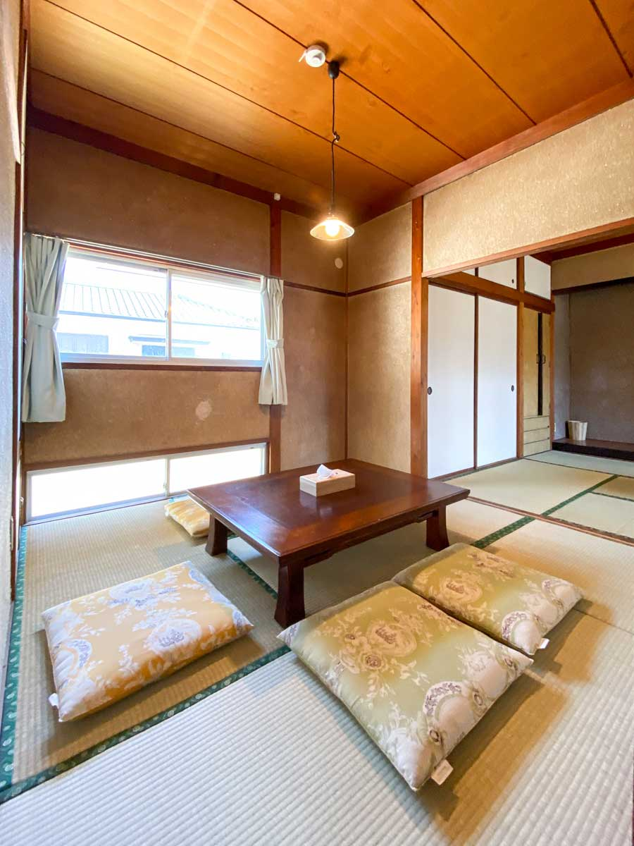 【宿泊施設】津屋崎千軒 しおさいの家